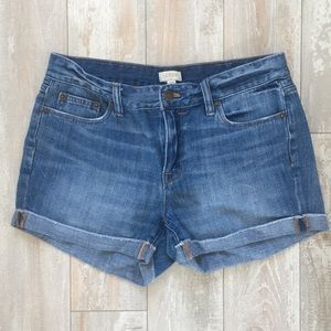 J. Crew Factory Denim Shorts 27